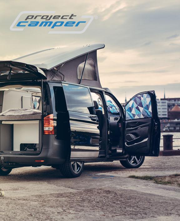 Project Camper Kontakt