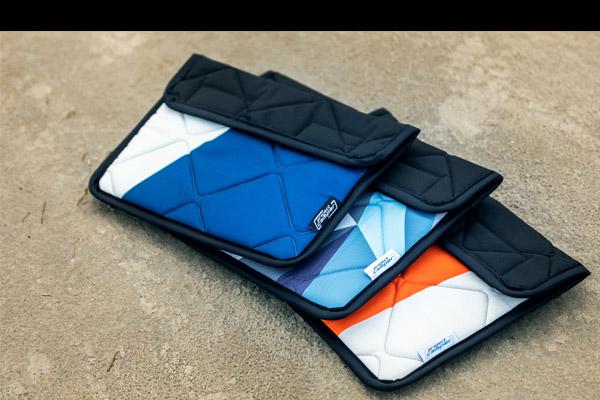 Notebooktaschen für den guten Zweck