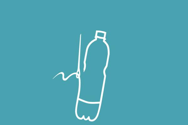 Thermomatten aus recycelten PET-Flaschen