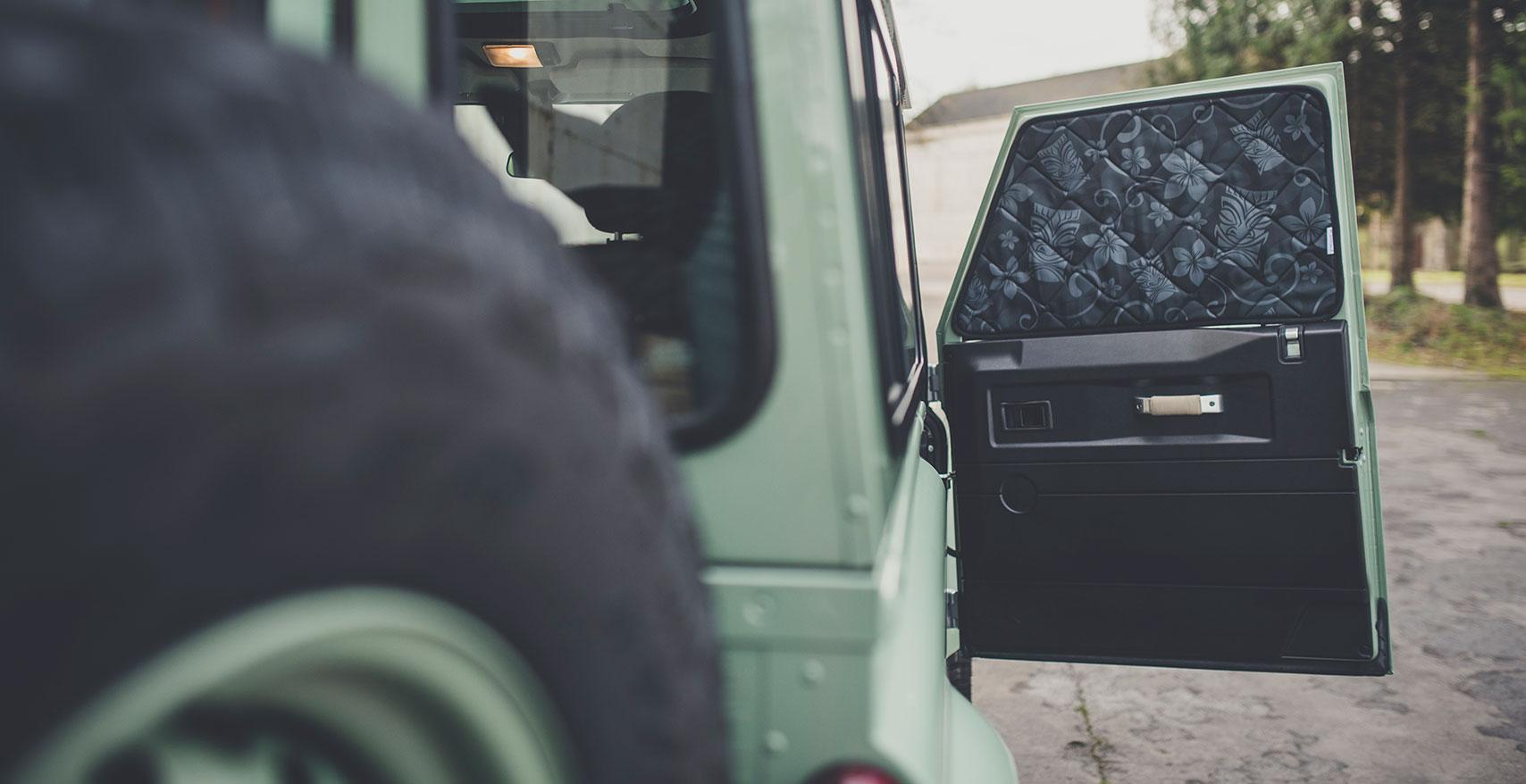 Project Camper Magnet Verdunkelungen Toyota Land Cruiser