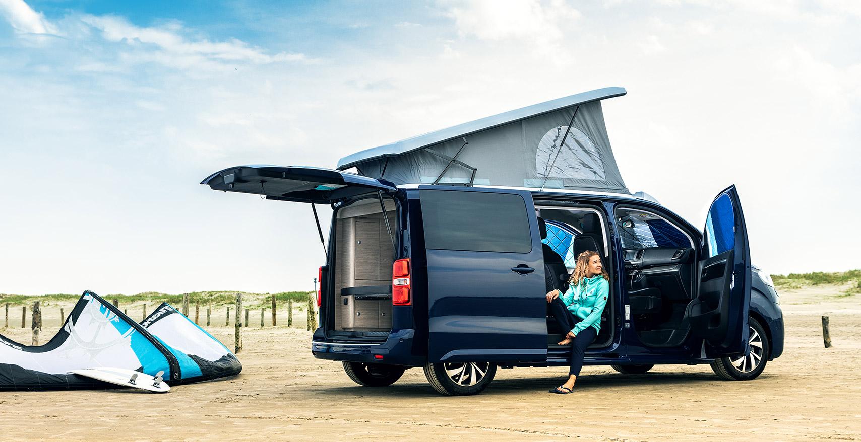 Project Camper Isomatte mit Magnet Land Rover Defender 110