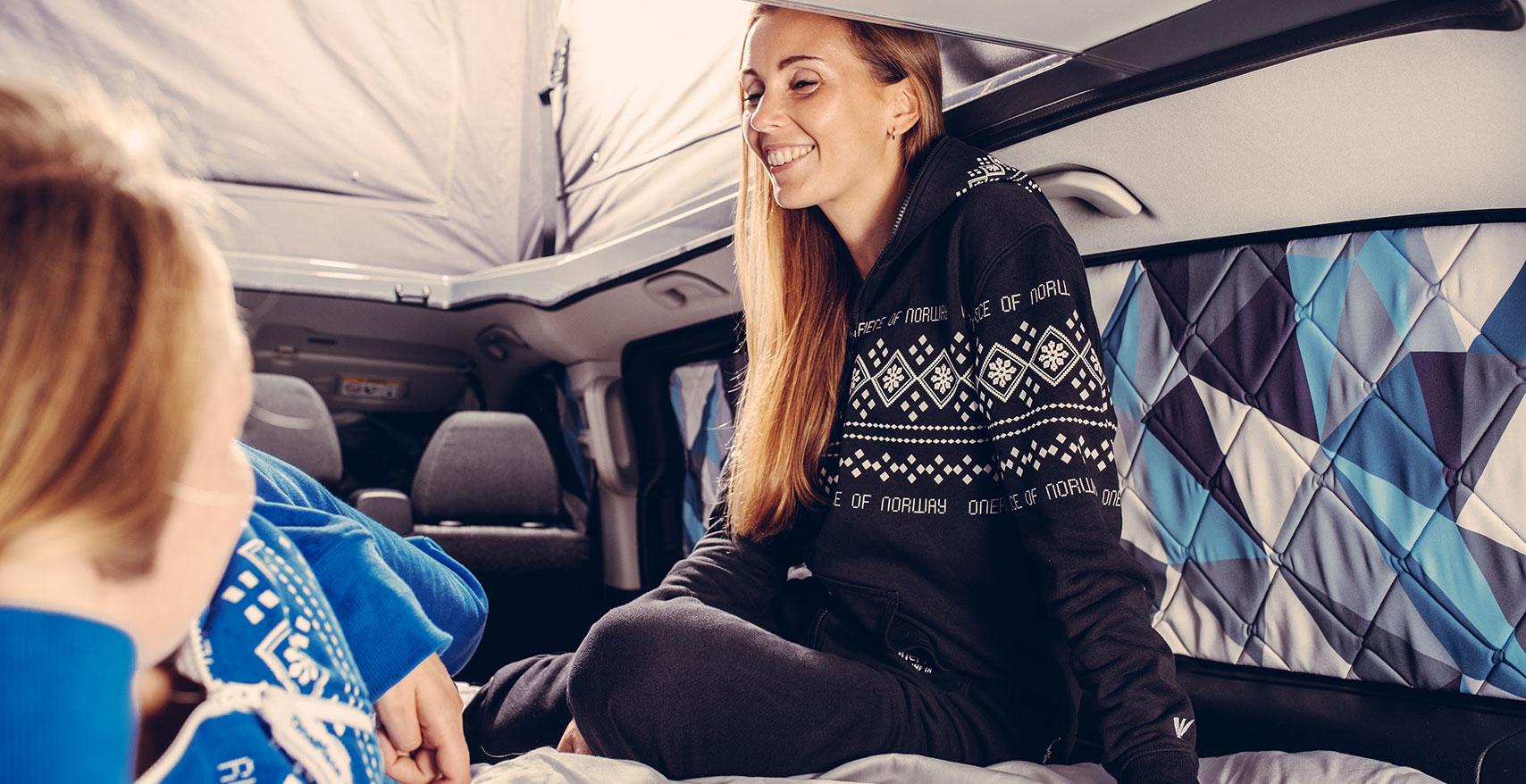 Project Camper Isomatte mit Magnet Mercedes Vito, V-Klasse und Marco Polo